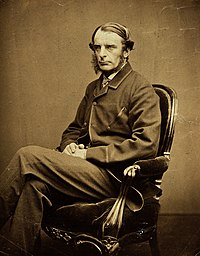 Charles Kingsley. Photograph by Charles Watkins. Wellcome V0026646.jpg