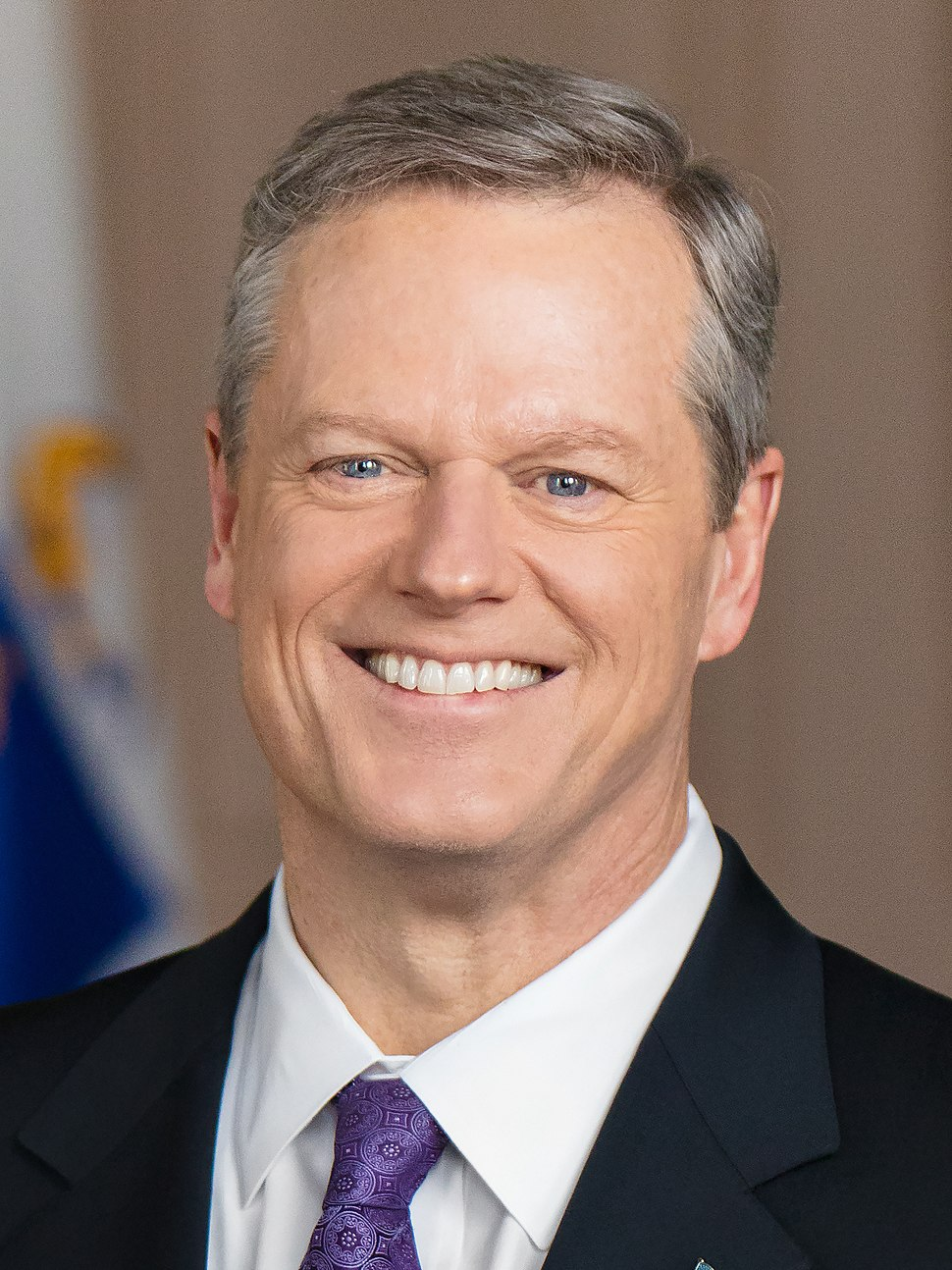 Charlie Baker official photo (cropped)