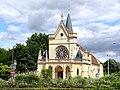 Chatou (78), église Notre-Dame, vue depuis l'ouest 2.jpg