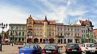 Chełmża - Marketplace