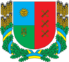 Coat of arms of Chechelnytskyi Raion