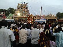 Chengam Sri Venukopala Parthasarathy Perumal Temple festival annually 10days in May.jpg