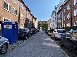 Cheruskerweg in Hamburg