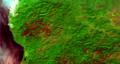 Chetco Bar Fire, 18 October 2017, Landsat 8 OLI, bands 758.tif