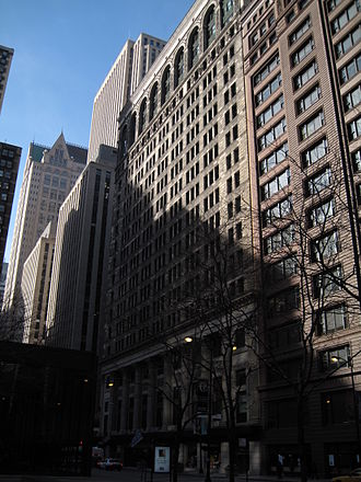 Chicago Public Schools - CPS headquarters from 1998 until 2014 in the Chicago Loop