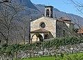 Chiesa delle Sante Faustina e Liberata entrata sud est 2.JPG