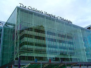 Children's Hospital of Philadelphia Signs Lease for Extended Area