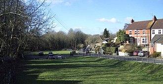Chiseldon - Image: Chiseldon Green
