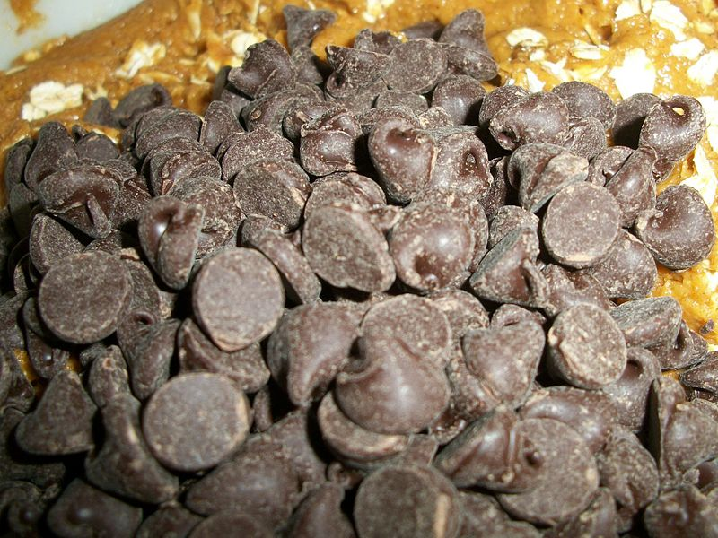 image of semisweet chocolate