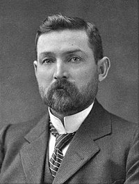 Chris Watson, first leader of then Federal Labour Party 1901-07 (held the balance of power) and Prime Minister in 1904 ChrisWatsonBW crop.jpg