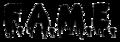 Chris Brown - F.A.M.E. (logotipo).png