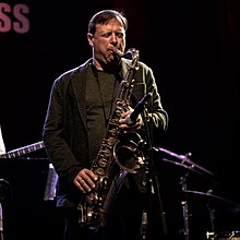 Chris Potter in Vienna, April 26,2019
