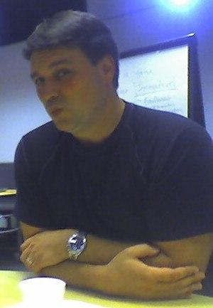 Dungeon Siege - Image: Chris Taylor at USC IMD