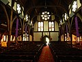 Christchurch St Michael and All Angels Church interior DSCN1135.jpg