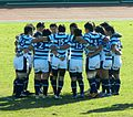 Chuo University Rugby Football Team Players.JPG