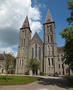 Church Maredsous Abbey 03.JPG