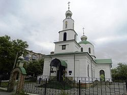 Church of St. Macarius in Toretsk