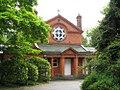 Church hall of former All Saints, Bute Avenue, Petersham.jpg