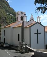 Church in Madalena do Mar, Madeira