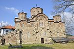 Church of Saint George in Staro Nagorichino, south side.jpg