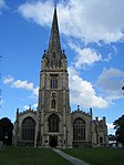 Church of St Mary the Virgin, Saffron Walden.JPG