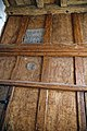 Church of St Mary the Virgin, Sheering, Essex ~ tower partition panelling.jpg