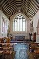 Church of St Nicholas, Ash-with-Westmarsh, Kent - chancel.jpg