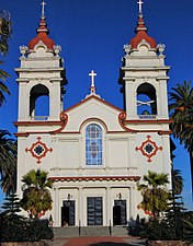 Church of the Five Wounds, San Jose, California