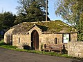 Church stable and hearse house (2) - geograph.org.uk - 1066952.jpg