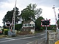 Churchill and Blakedown Signal Box and level crossing - geograph.org.uk - 199116.jpg