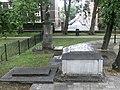 Churchyard of St Mary Magdalene Church, Holloway Road, London N7.jpg
