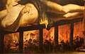 Cigoli, martirio di san lorenzo, 1590, 05 fuoco.jpg
