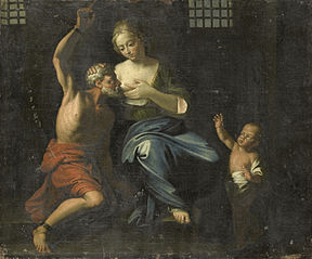 Cimon and Pero (Roman Charity)