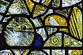 Cirencester, St John the Baptist church, medieval stained glass (45283178162).jpg