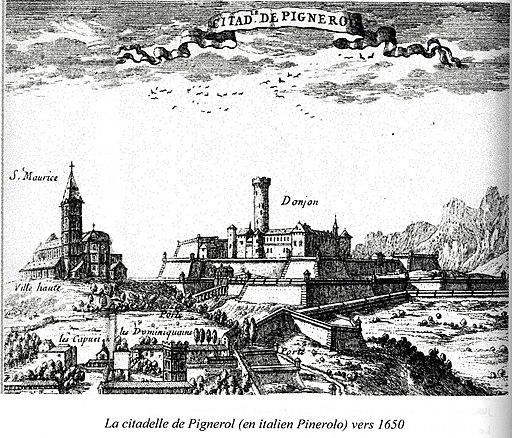 Citadelle de Pignerol