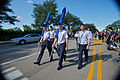 Civil Air Patrol Color Guard arriving.jpg