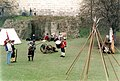 Civil War reconstruction, York Castle 1.jpg
