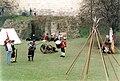 Civil War reconstruction, York Castle 1.jpg