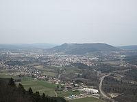 Cize - Champagnole - Mont Rivel.JPG