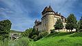 Cléron, le château au bord de la Loue.jpg
