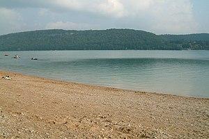 Lacs de Clairvaux - Image: Clairvaux les Lacs