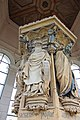 Claus Sluter. Moses Well. Puits de Moïse. Колодец Моисея или Колодец Пророков. Клаус Слютер. 1395-1405.JPG