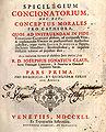 Claus Spicilegium 1741 Titel.jpg