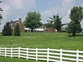 Clay Hill near Campbellsville, southern side with fence.jpg