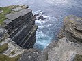 Cliffs at Brough of Birsay - geograph.org.uk - 955110.jpg