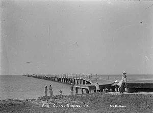 Clifton Springs, Victoria - Image: Clifton springs pier