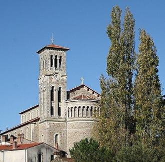 Église Notre Dame (Clisson) - Image: Clisson Notre Dame