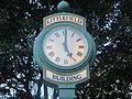 Clock at Littlefield Bldg., Austin, TX IMG 6251.JPG