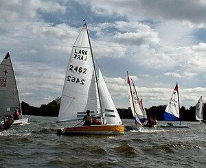 Lark (dinghy) - Club Sailing