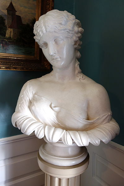 File:Clytie, painted plaster copy, Boston - Longfellow National Historic Site - DSC04692.JPG
